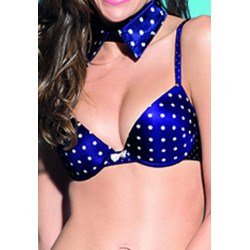 Soutien gorge push-up DESTOCKAGE Antigel Look de Fille