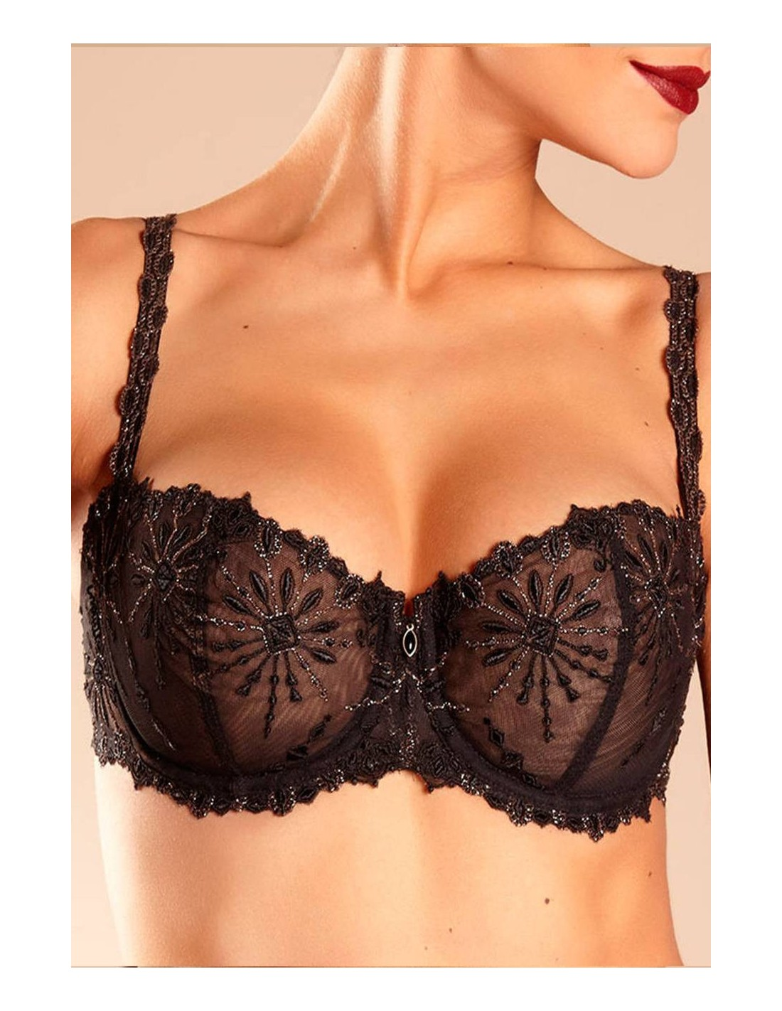 Soutien gorge corbeille VENDOME destockage Chantelle ... 2d74c37b850