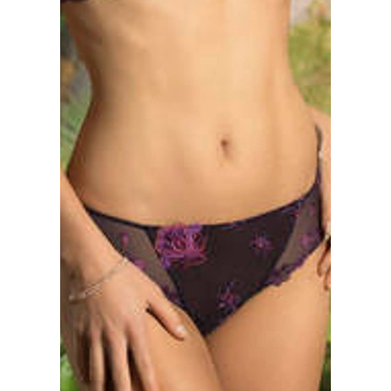 String tanga FORET LUMIERE Lise Charmel